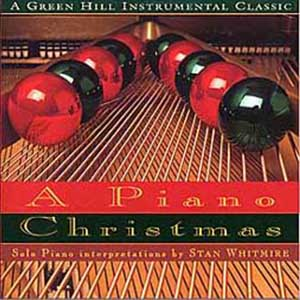 A Piano Christmas CD