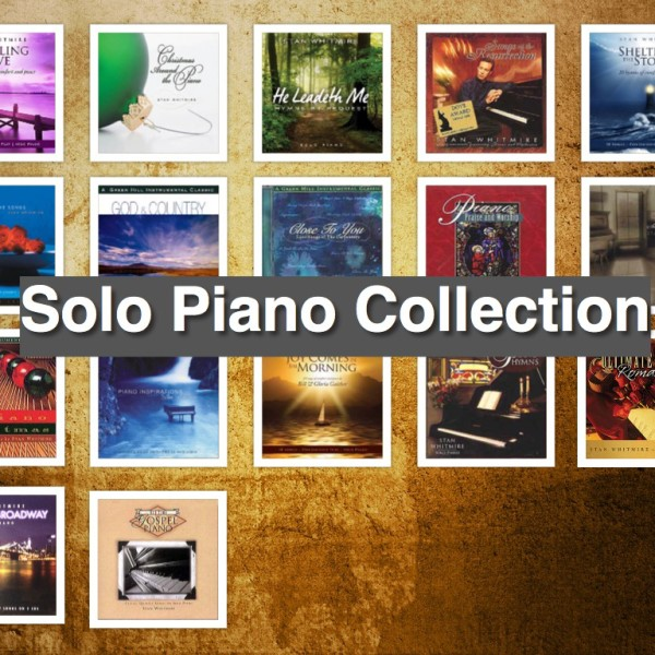 CD-Solo Piano Collection