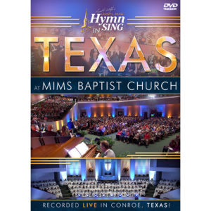 DVD-Gospel Music Hymn Sing Texas